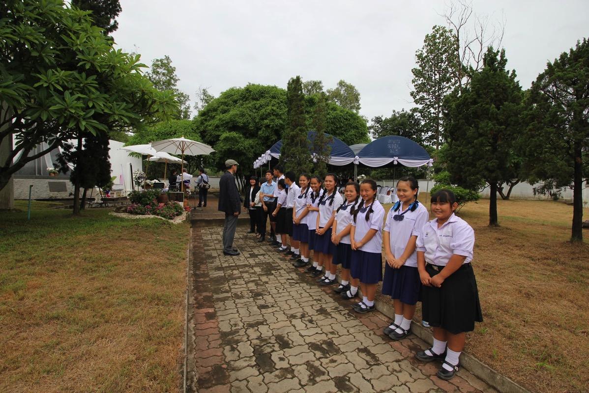 チェンマイ慰霊祭2015