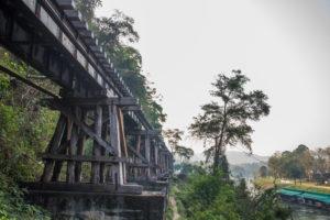 泰緬鉄道・アルヒル桟道橋(Tham Krasae Bridge)